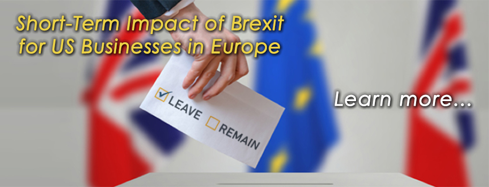FREE Brexit Stress Test for US Companies