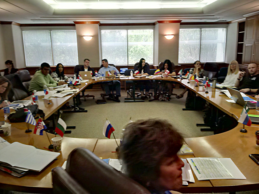 Global Kinetics Participates in Export Seminar