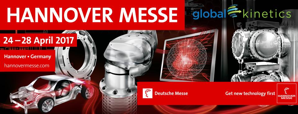 GK Attending Hannover Messe 2017