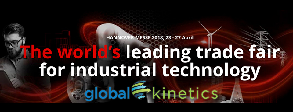 GK Attending Hannover Messe 2018