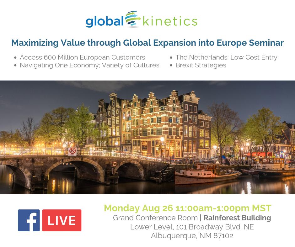 Global kinetics event rob meyer talk fb 082619